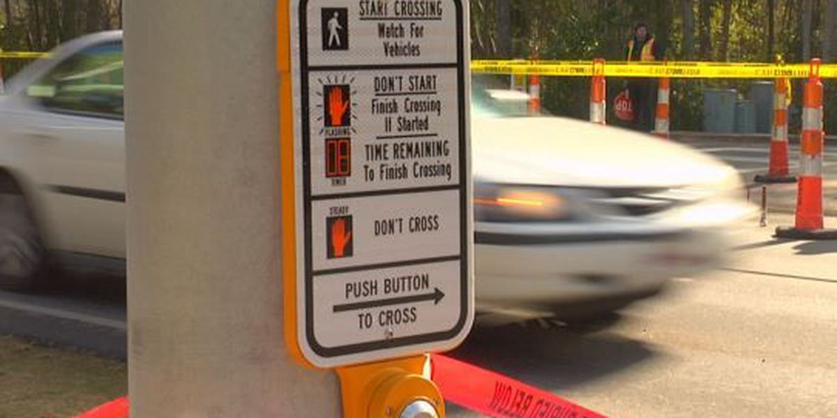 CCU works to be more pedestrian-friendly