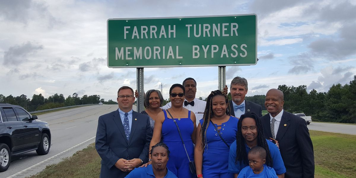 Portion of Lake City highway officially re-named in honor of fallen FCSO Investigator Farrah Turner