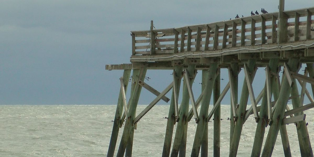 Surfside Beach Town Council restarts search for company to rebuild pier