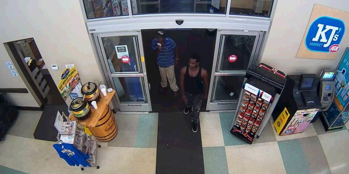 Two hit and run suspects wanted by Lake City police