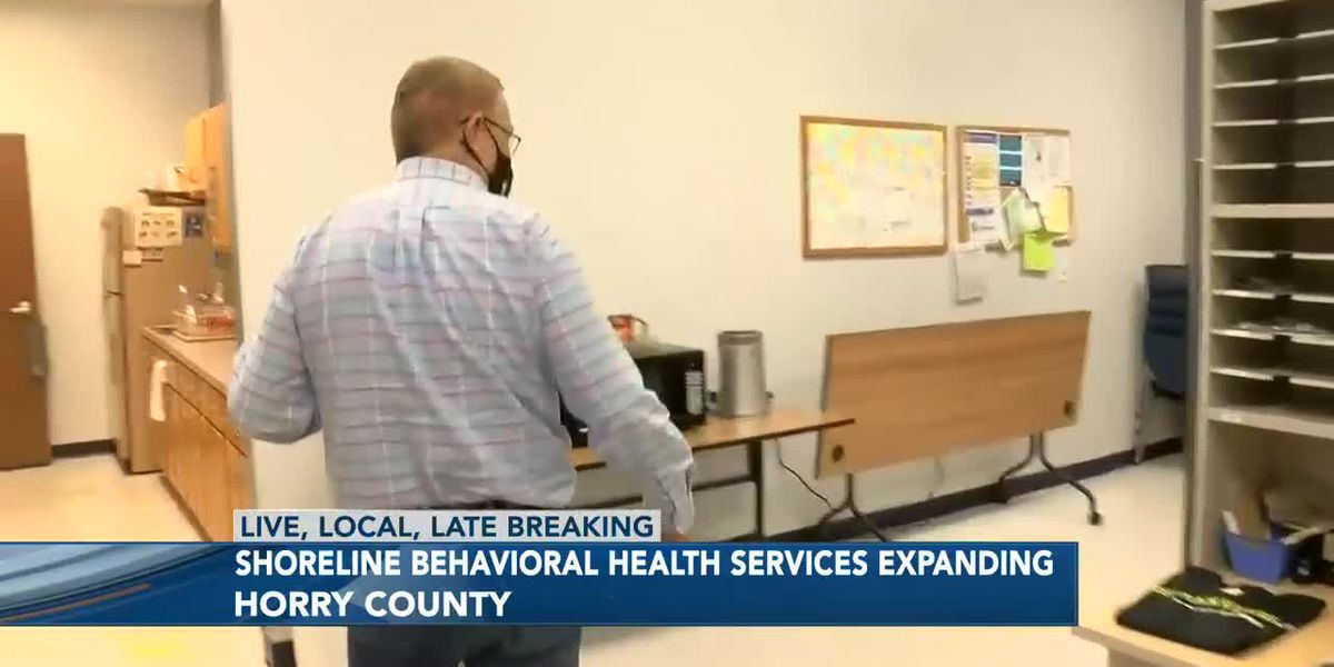 Opioid epidemic leads to need for Shoreline Behavioral Health Services to expand