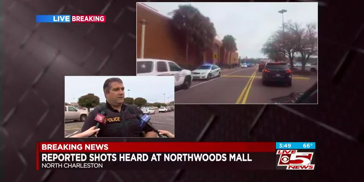 RAW VIDEO: N. Charleston Police provide details on shooting incident at Northwoods Mall