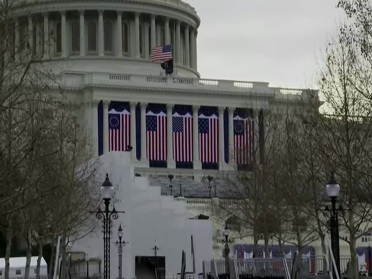 2 National Guard members removed from inauguration security