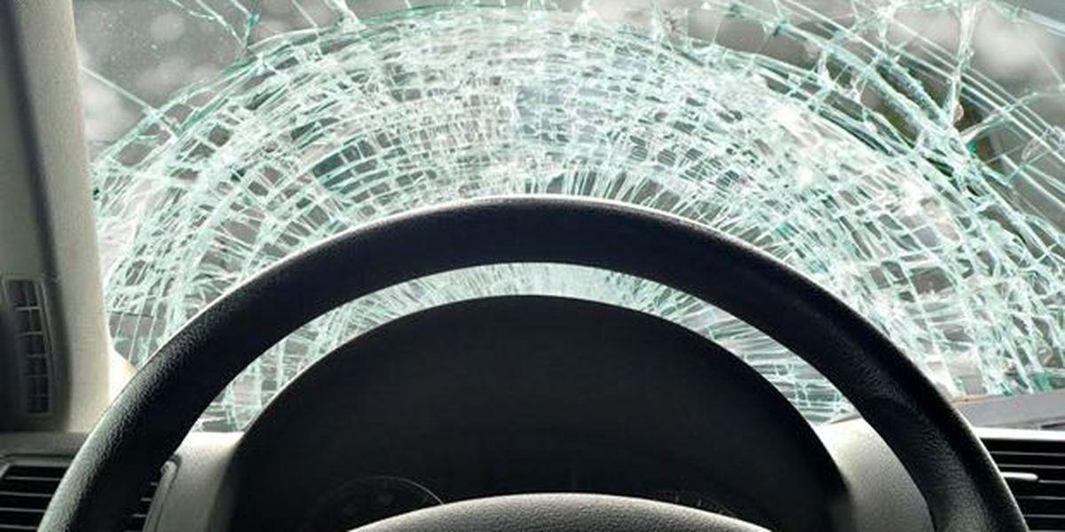 2 vehicles overturn on Highway 17 near DeBordieu
