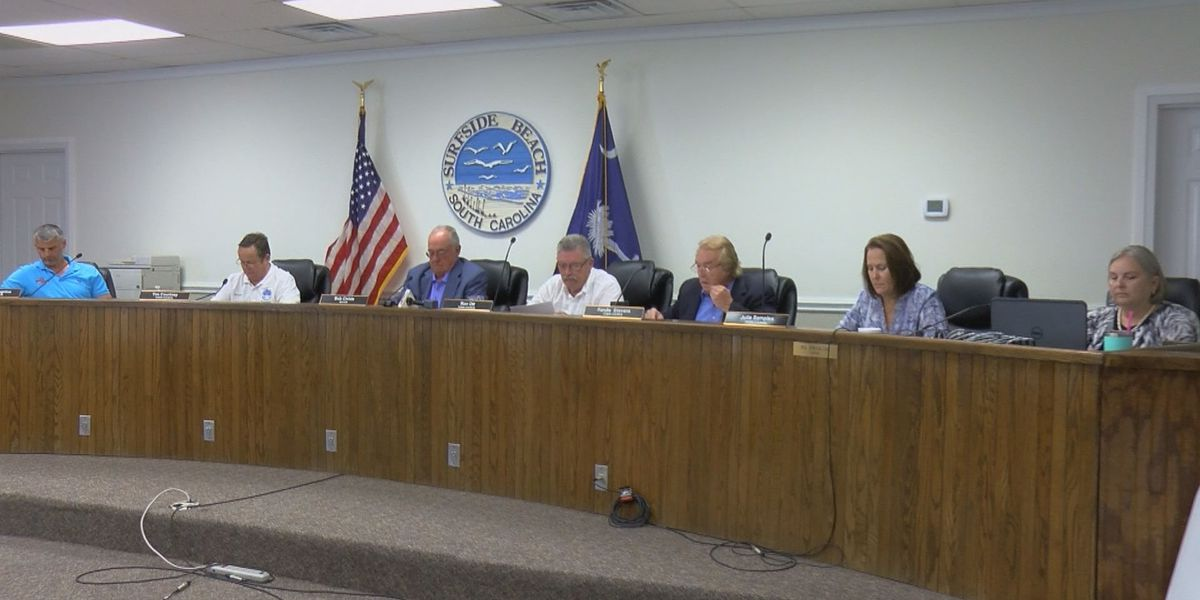 Surfside Beach holds emergency meeting to prepare for Irma impacts
