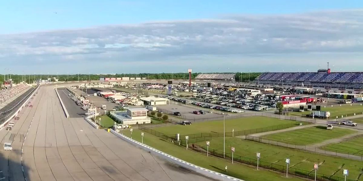 'Hallelujah': Darlington Raceway to host two NASCAR Cup Series races in 2021