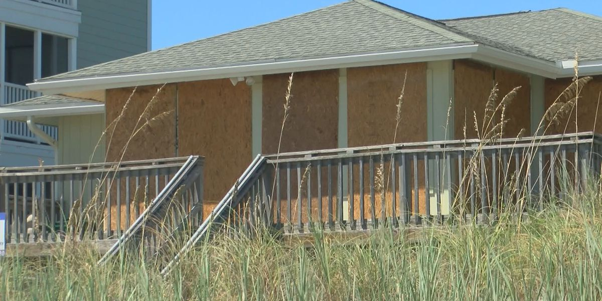 Garden City residents prepare for impacts from Dorian
