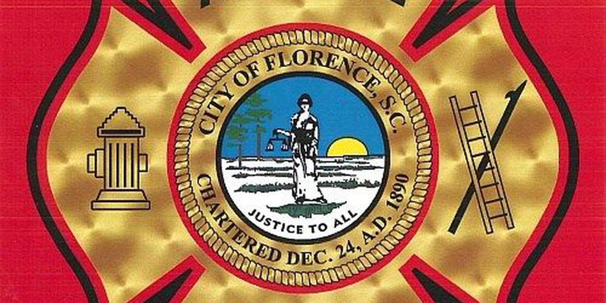Firefighters battle house fire in Florence Friday morning