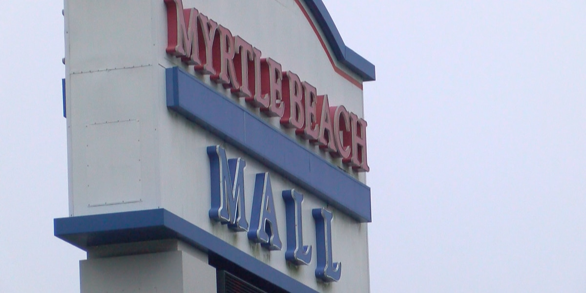Myrtle Beach Mall plans for million dollar redevelopment