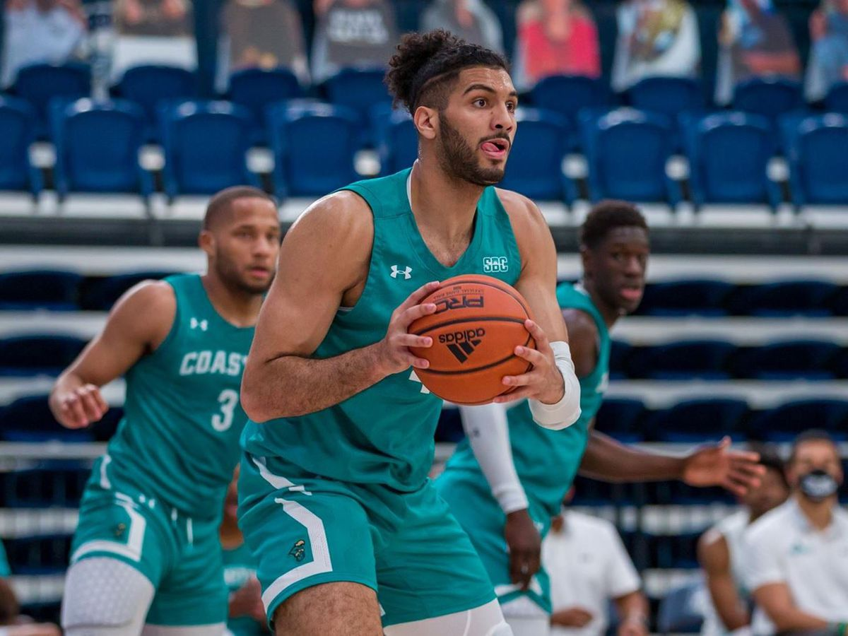 CCU forward Essam Mostafa named Sun Belt Player of the Week