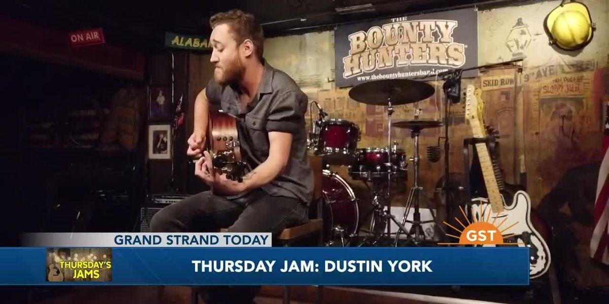 Thursday Jam: Dustin York