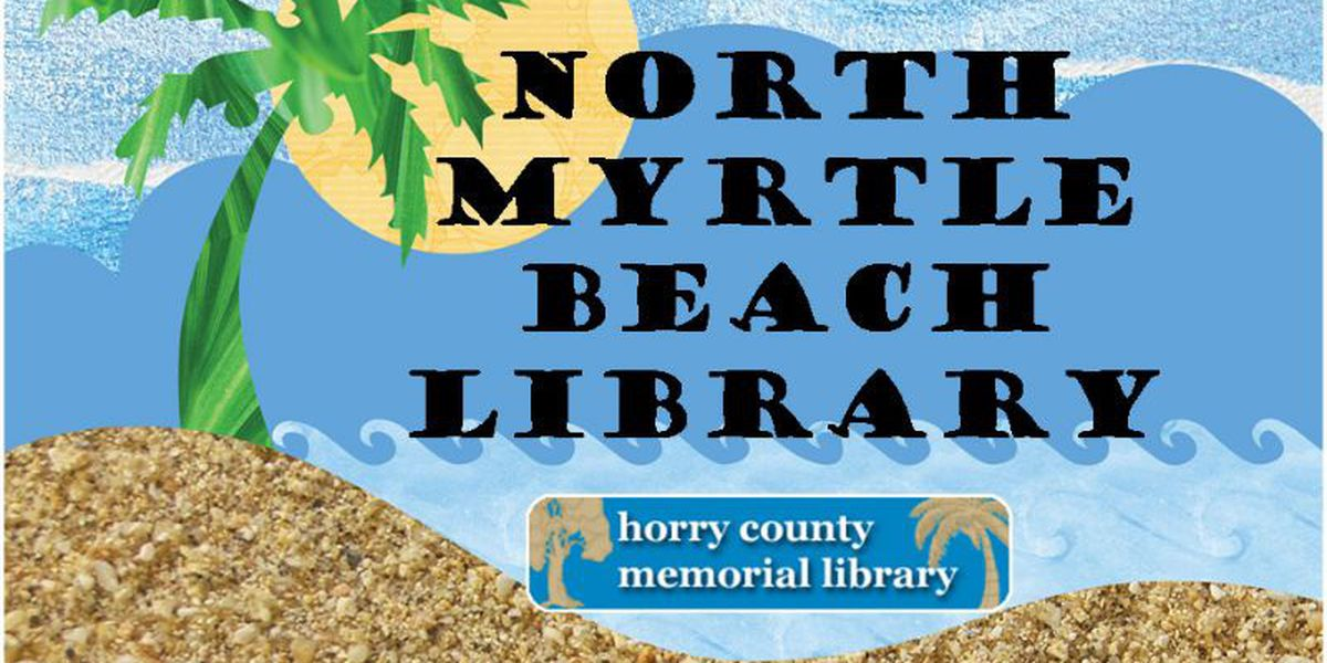 CCU professor speaks at North Myrtle Beach Library about new book