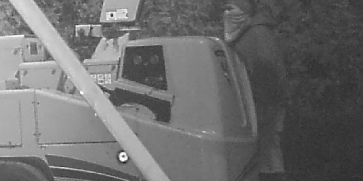 Police searching for suspect in theft from Bennettsville timber company