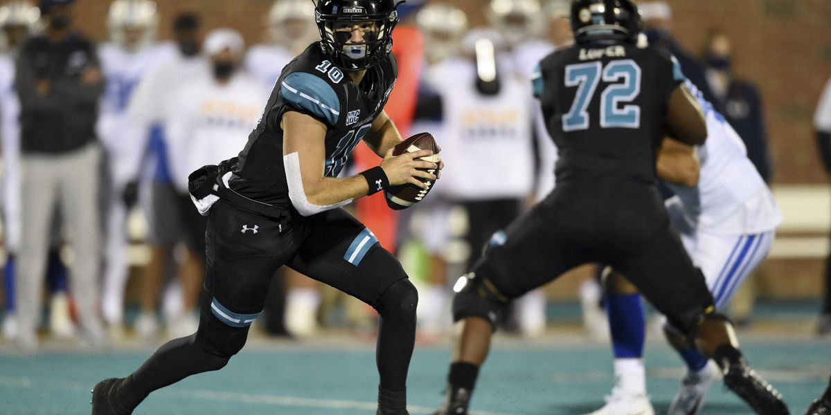 COASTAL GAMEDAY: No. 11 Chants come from behind, defeat Troy