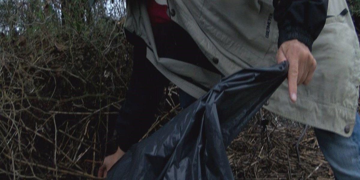 Marshwalk restaurant owners clean up firework debris, litter