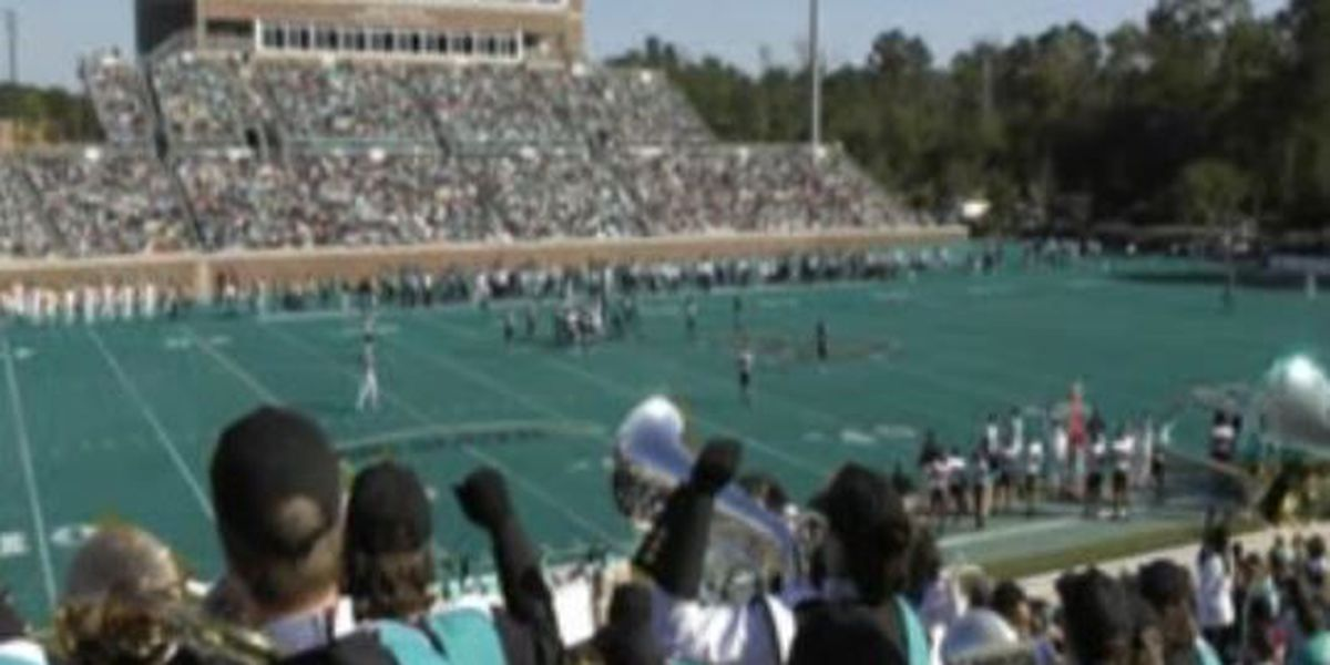 New teal turf at CCU could bring more events and concerts