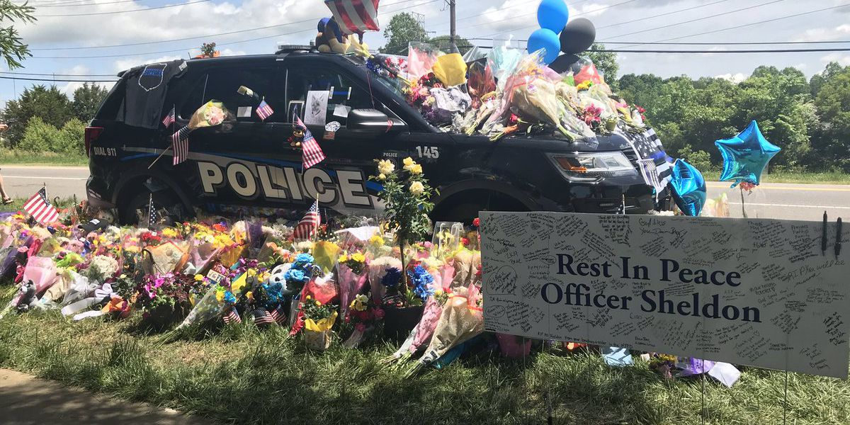 """""""It was always his dream,"""" friends remember fallen Mooresville Police Officer as fulfilling a lifelong goal prior to untimely death"""