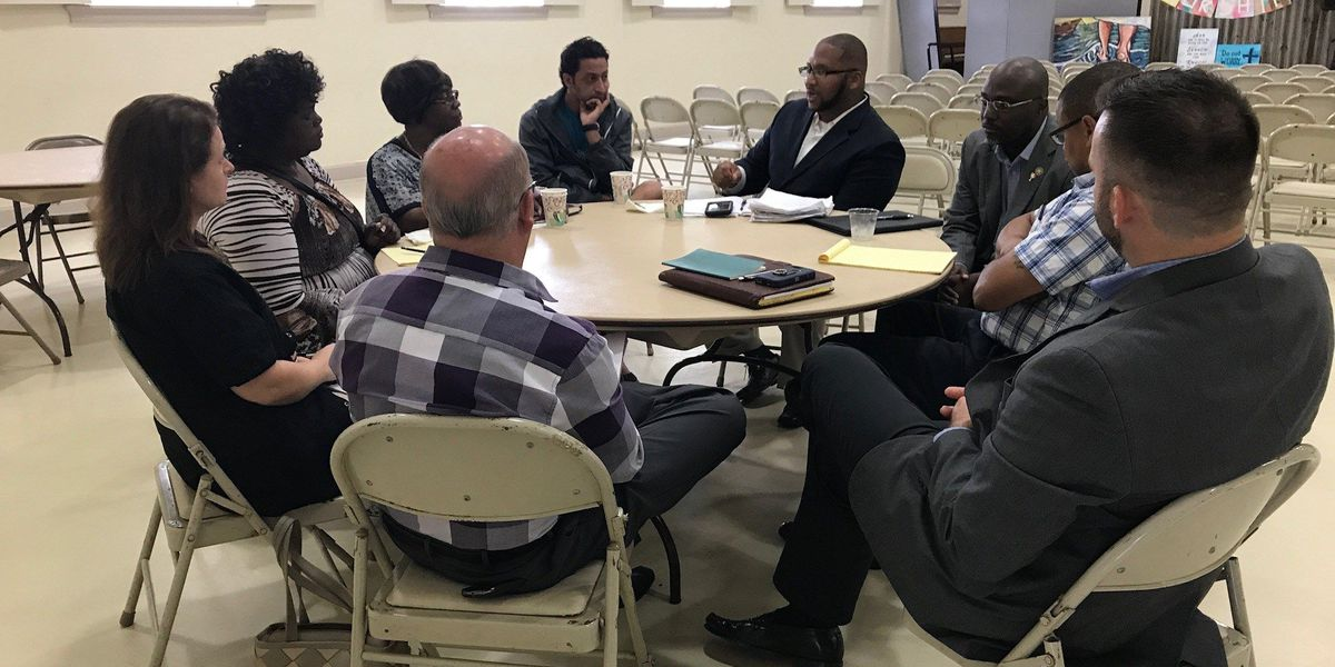Clergy Action Team responds to weekend violence in Myrtle Beach