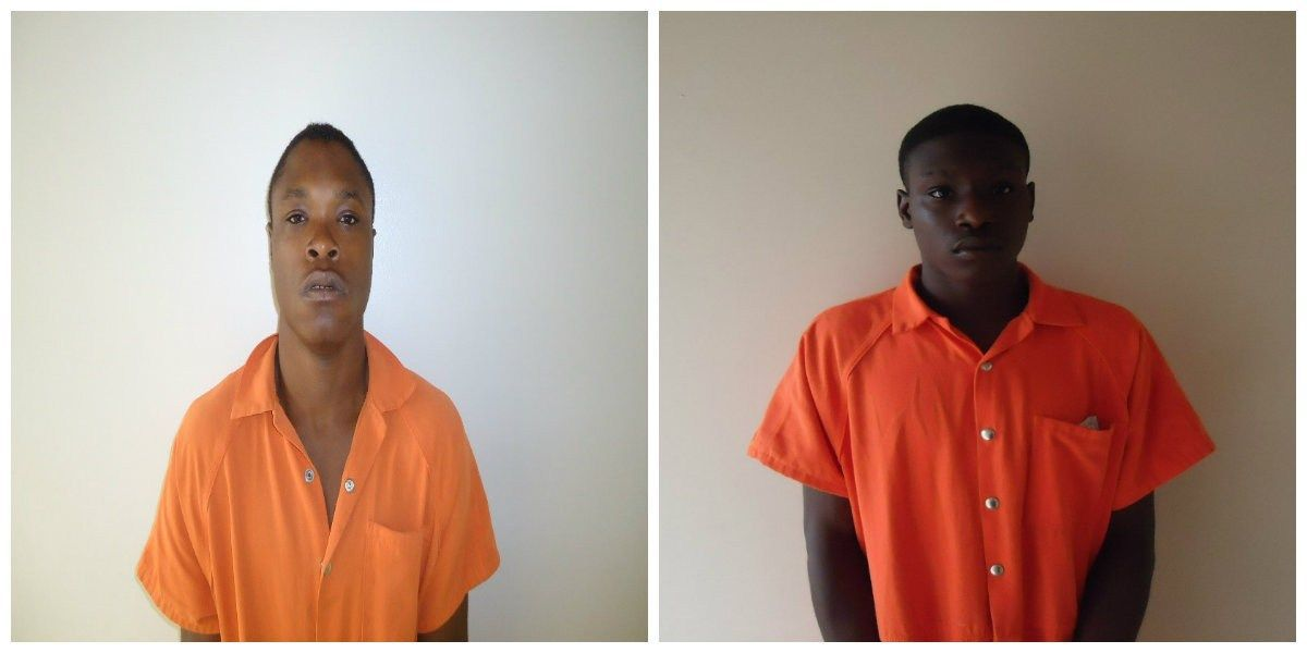 Two charged with breaking into Marion restaurant