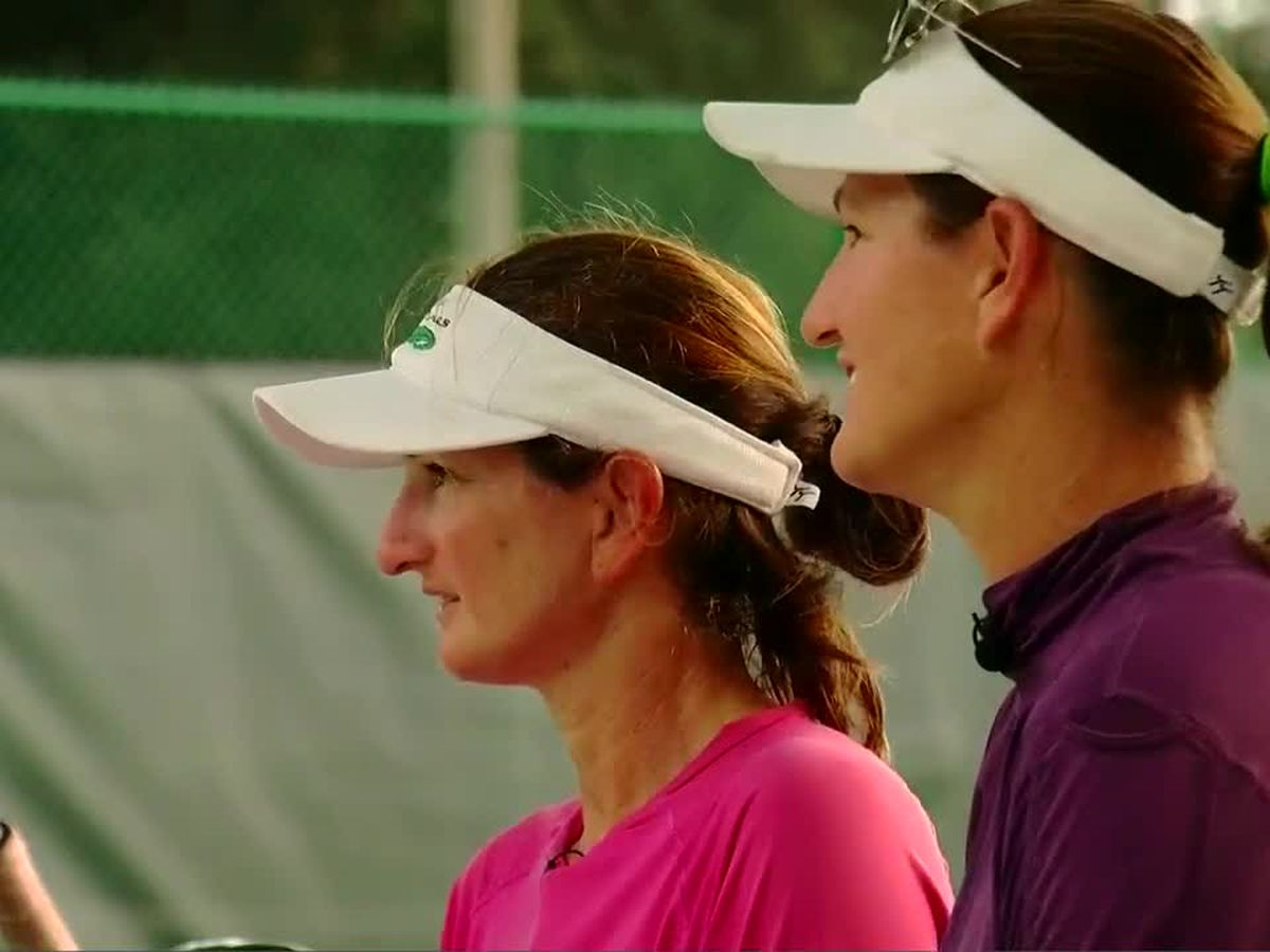 This is Carolina: Myrtle Beach sisters rank #1 as tennis doubles team