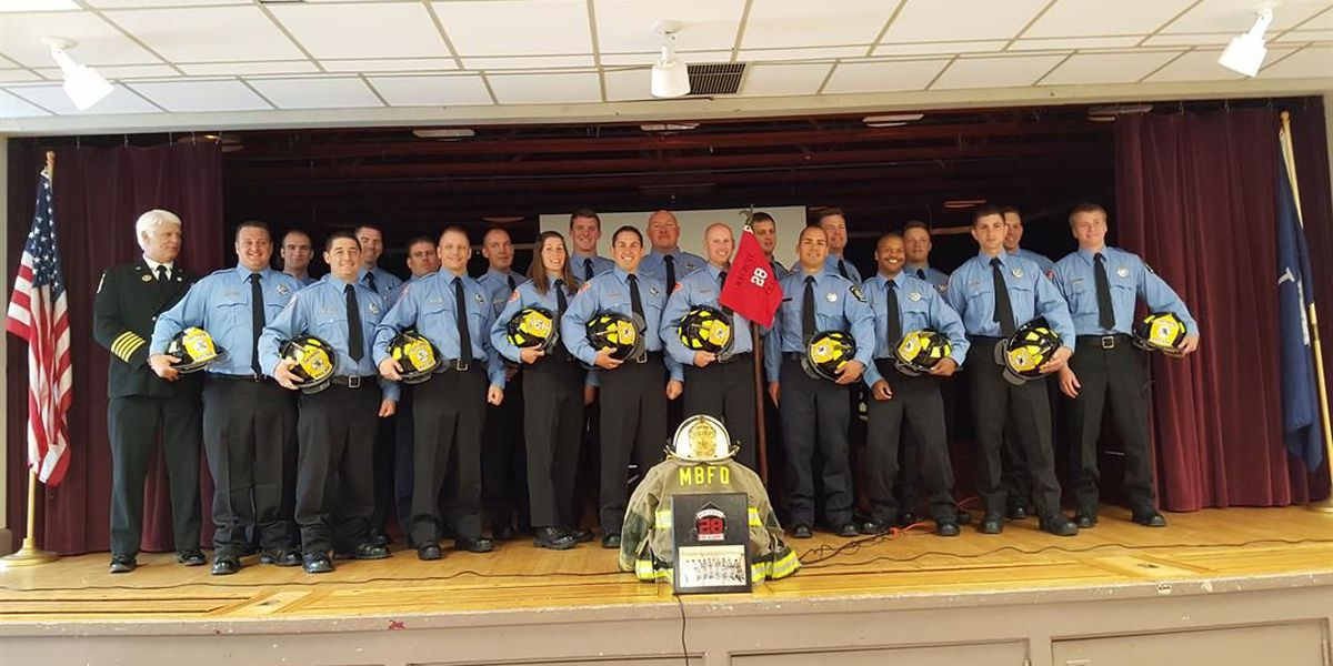 Twenty new firefighters coming to Myrtle Beach Fire Department