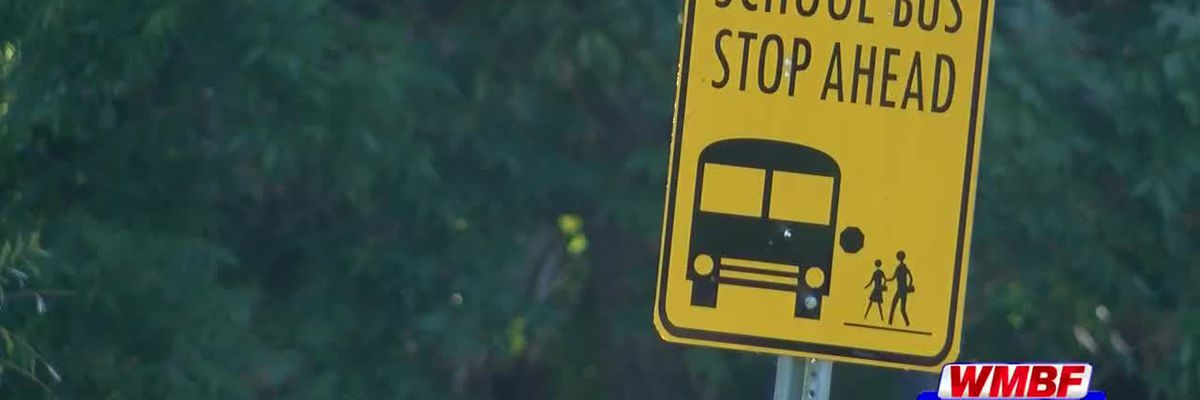 Consider This: Use common sense at bus stops