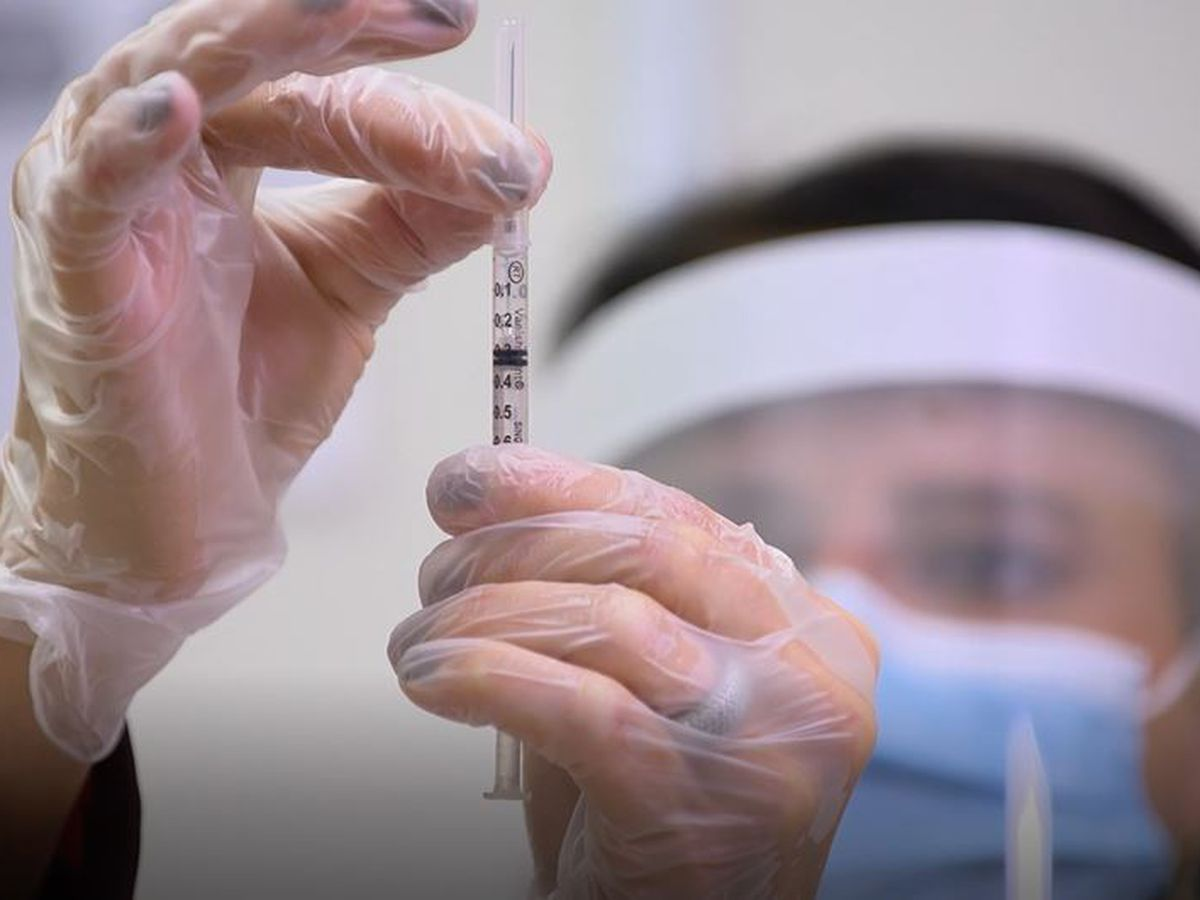 DHEC data reveals three Horry County zip codes with over 50% of residents vaccinated