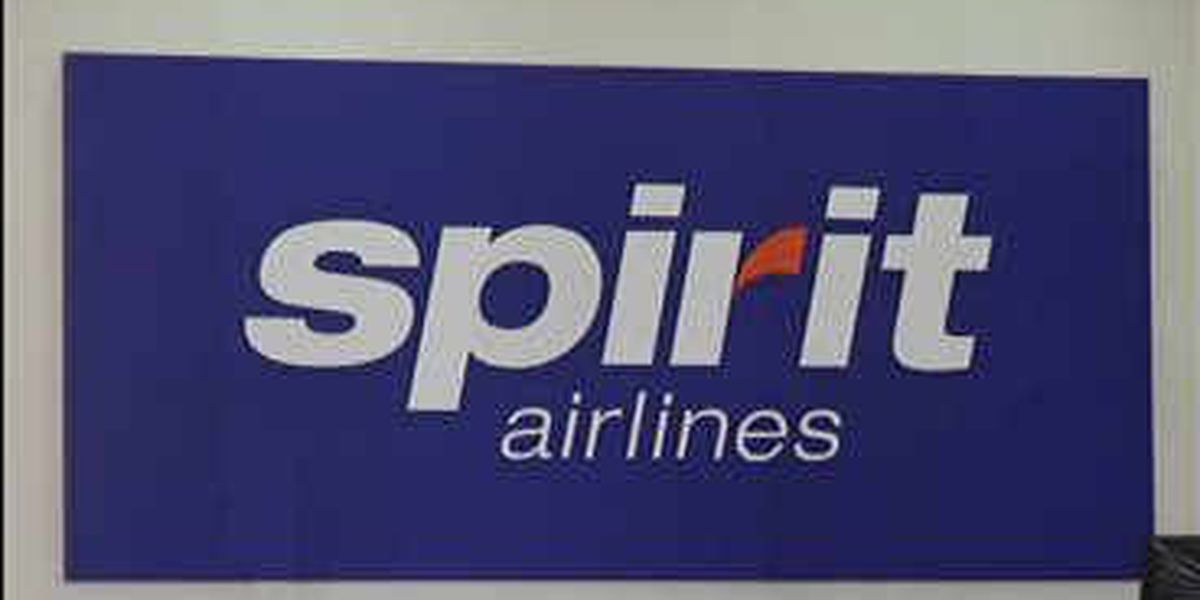 Spirit Airlines announced nonstop service from Hartford, CT to MYR