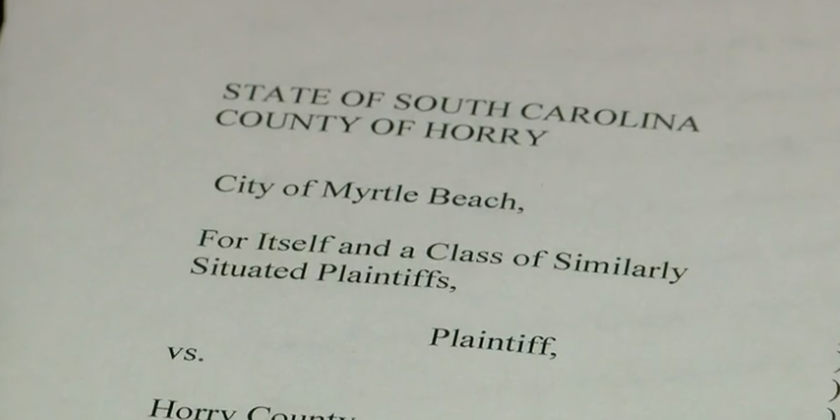 Court clarifies that Horry County cannot collect hospitality tax from municipalities