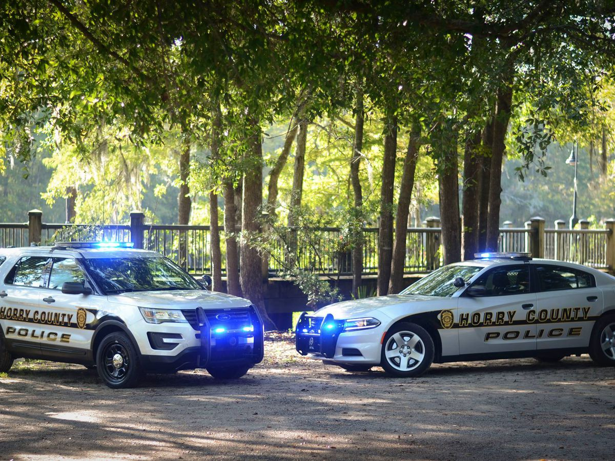 Horry County police respond to 'shots fired incident' in Myrtle Beach area