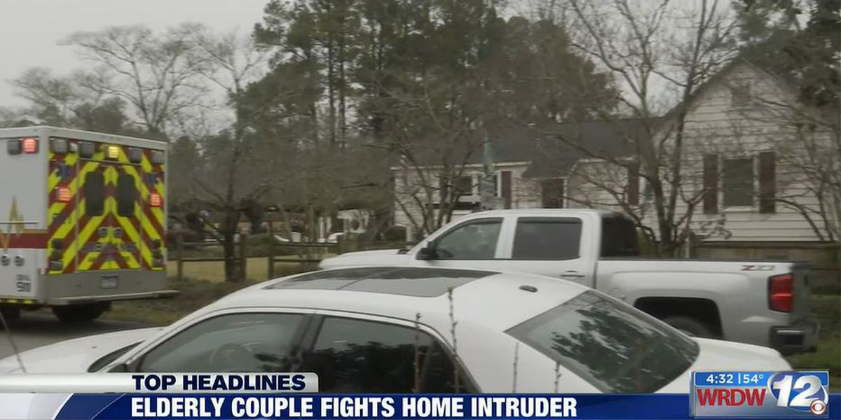 Home invader dies after elderly victims fight back in Aiken County