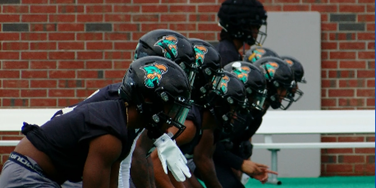 'It helped a lot': Chanticleer football players, coach see advantages of spring ball