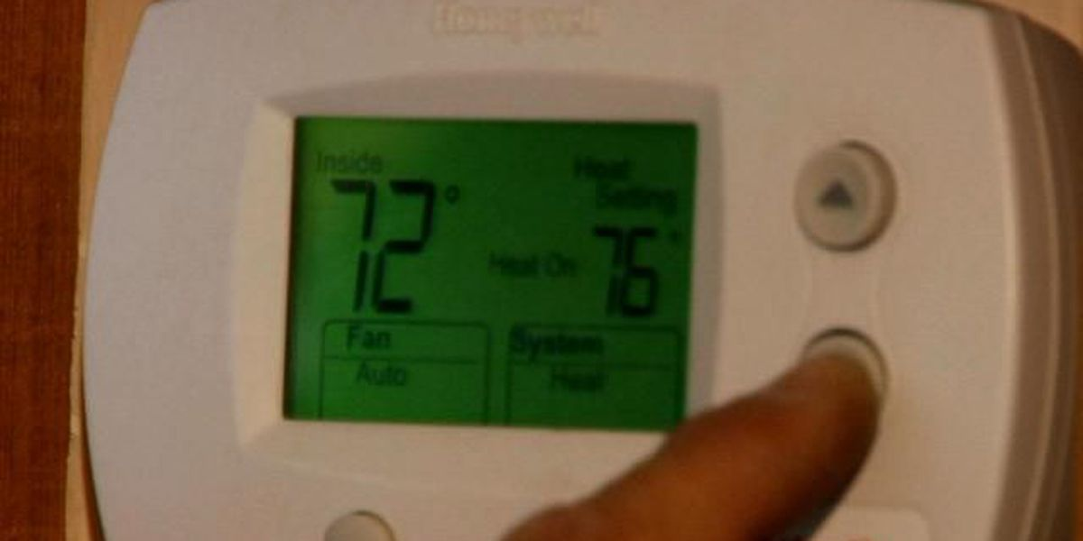 Catching home heating system up with dropping temperatures