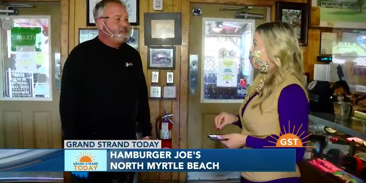 Hamburger Joe's has been a North Myrtle Beach staple for nearly 32 years