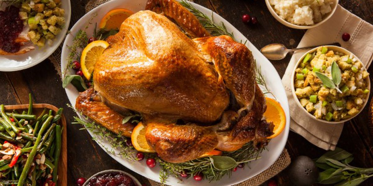 CDC issues guidance for Thanksgiving