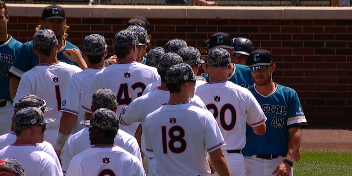 Coastal offense sputters, Auburn takes advantage in Atlanta regional opener