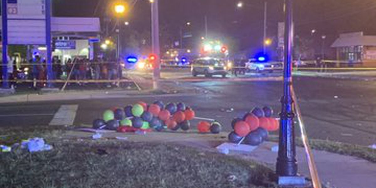 100+ gunshots fired in 'mass casualty' incident at north Charlotte block party, 4 dead