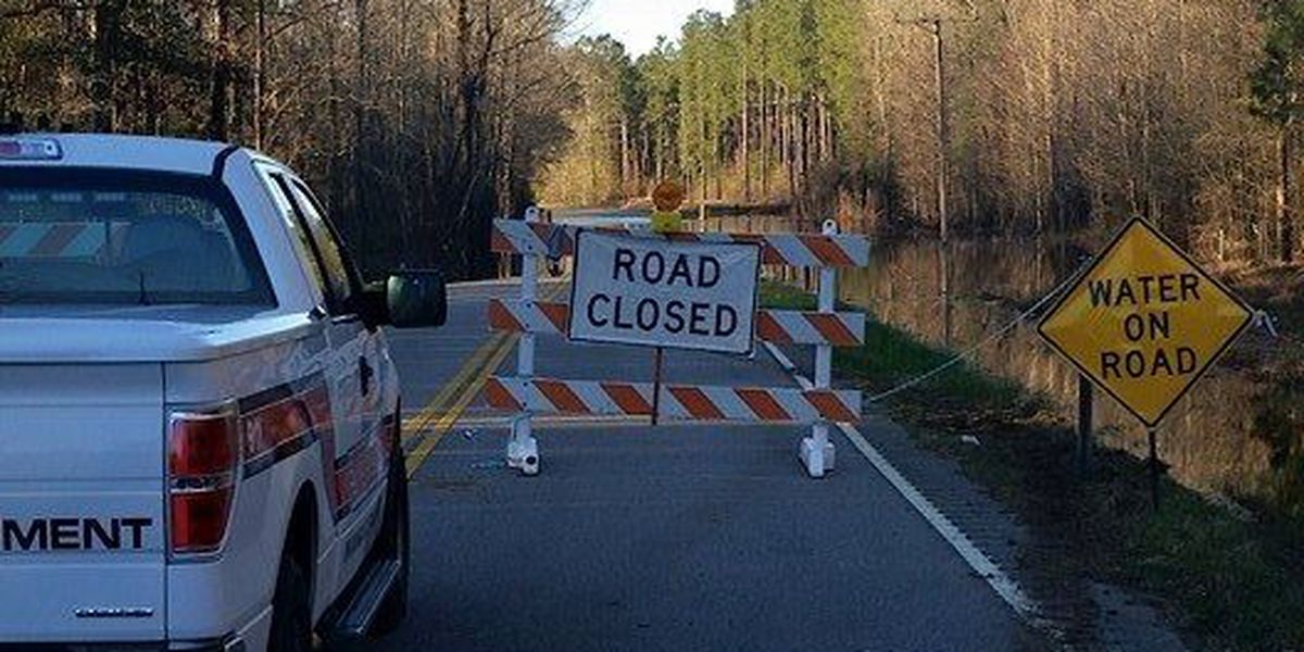 Several roads still flooded in Marion County
