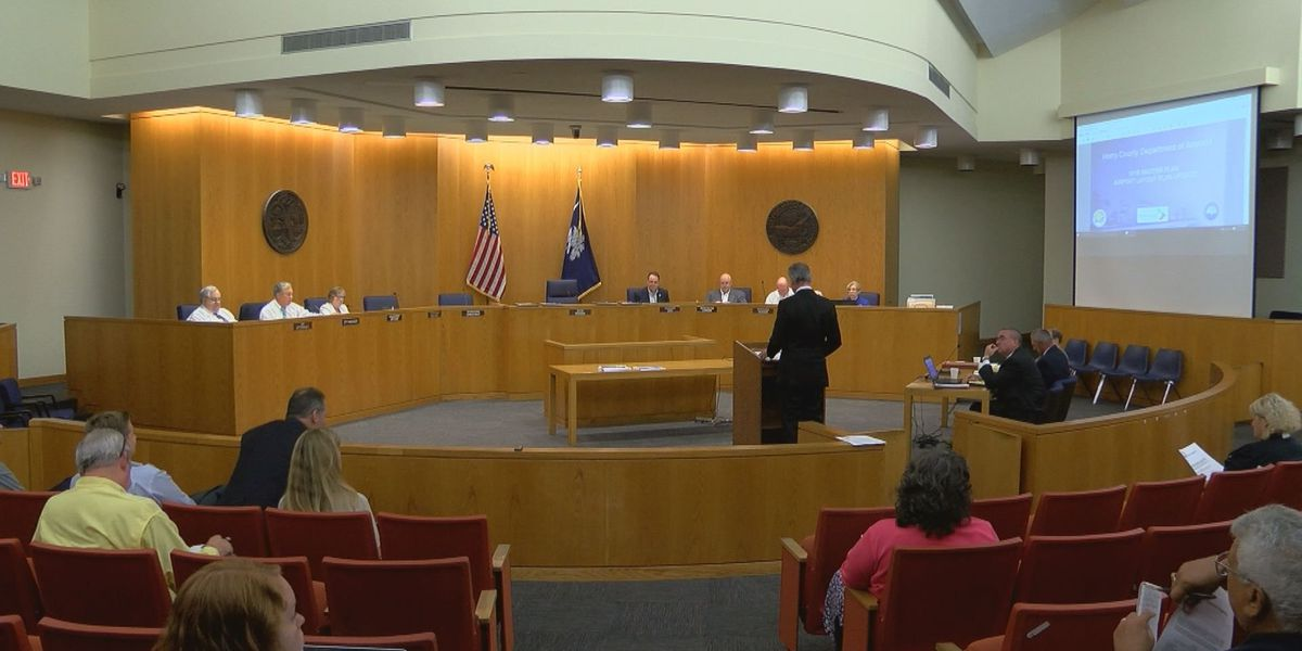 Myrtle Beach city council passes new budget