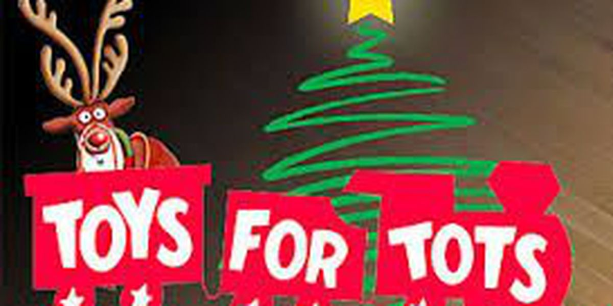 Horry County participates in US Marine Corps Reserve Toys for Tots campaign