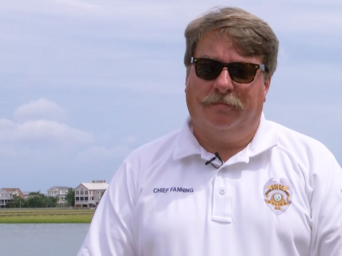 SLED investigating Pawleys Island Police Chief Mike Fanning