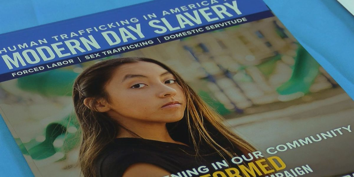 Nonprofit works to spread awareness on human trafficking in Horry County