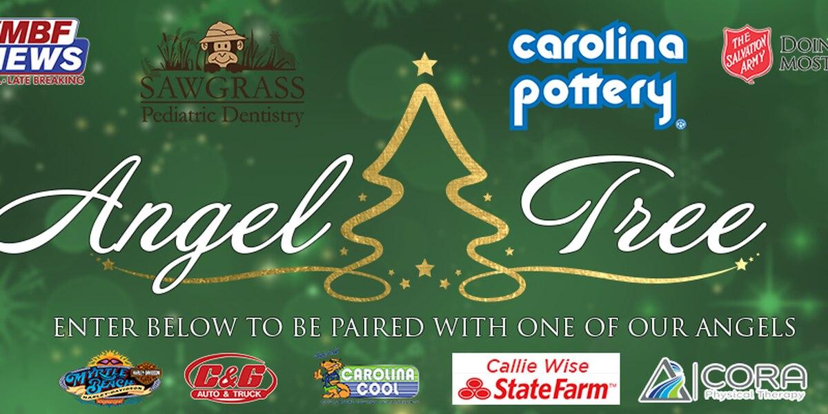 Angel Tree program returns to Grand Strand, Pee Dee for the holiday season