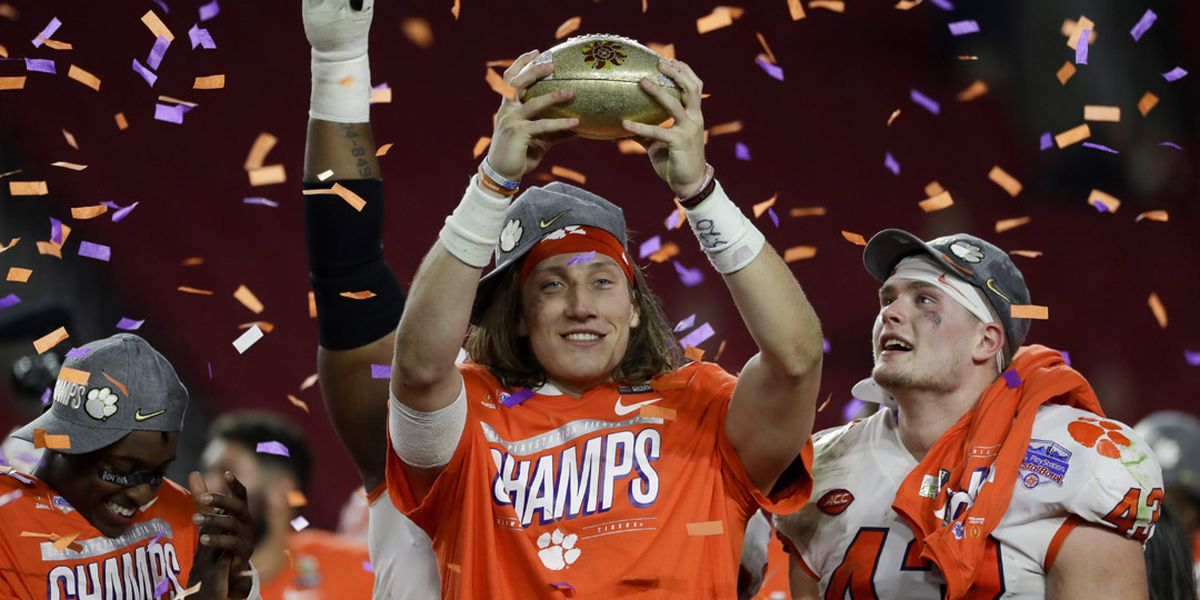 Clemson secures spot in national title game with 29-23 Fiesta Bowl win over Ohio State