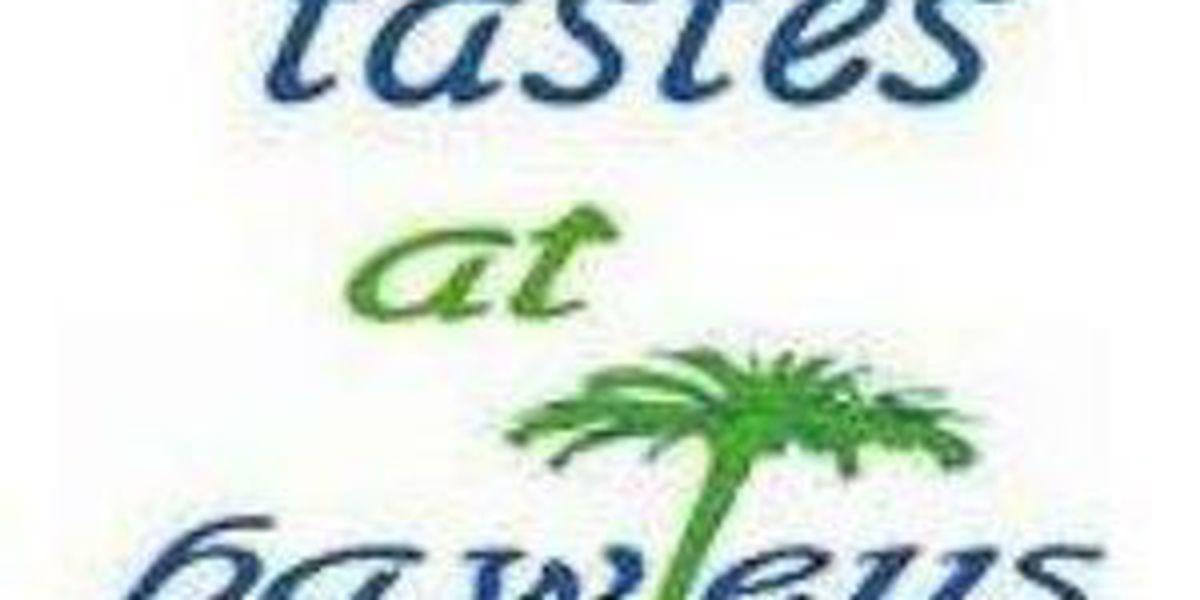 Tastes at Pawleys 2015 is set for April