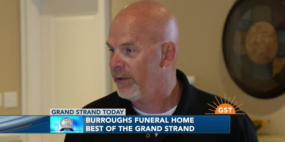 Best of the Grand Strand: Best Funeral Home - Burroughs Funeral Home