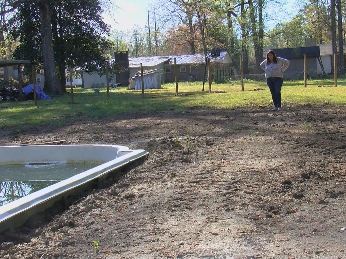 'I gave him everything I had:' Woman pays $40K to SC pool company, still waiting on dream pool