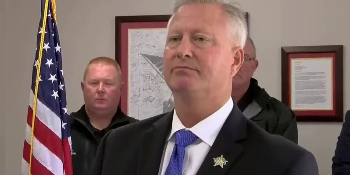 Indictment: Suspended Florence County sheriff used campaign contributions for personal use