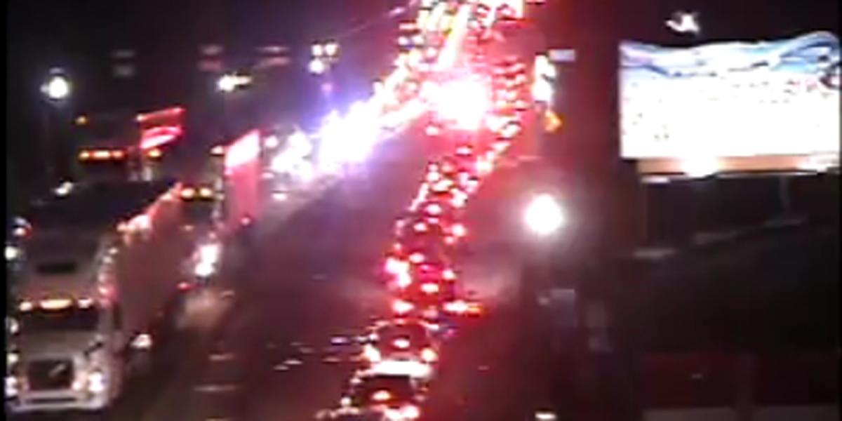 Traffic Alert: Crash on U.S. 501 near Lake Busbee slows traffic