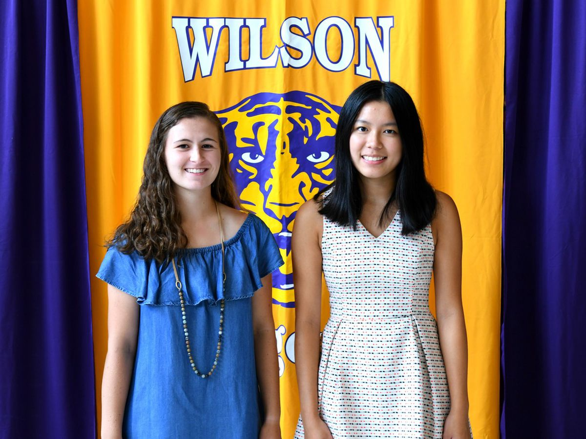 Student Spotlight: Wilson High seniors hold prestigious academic title